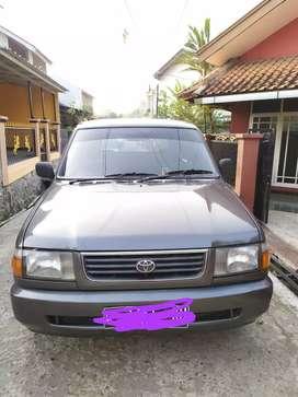 Jual mobil kijang SSX tahun 1997