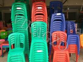 Kursi Makan Duduk Santai Teras Hajatan Plastik Napolly