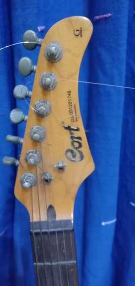 gitar elektrik merk cort