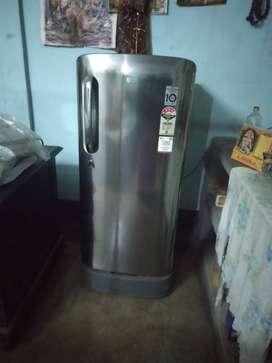 LG 190 L Direct Cool Single Door 4 Star (2019) Refrigerator
