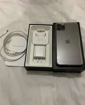 I Phone 11 Pro Max 256 GB PTA Approved Mint Condition