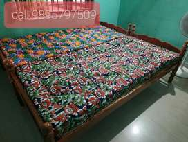 Cots new wooden