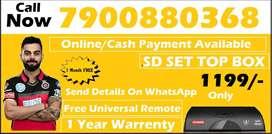 Airtel DTH Dishtv Tatasky DTH HD Connection Tv Tata sky offer @1199/-