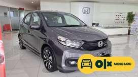[Mobil Baru] BRIO RS CVT PPNBM 100% DP MULAI 20JT , READY STOCK