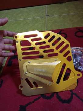 Tutup radiator all new nmax