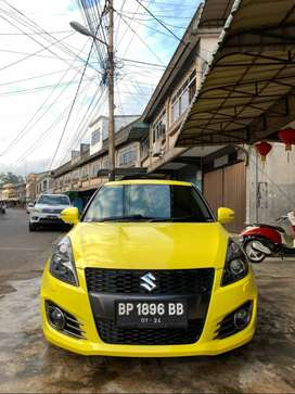Suzuki Swift Sport 2014 Automatic 7 Speed 1.6 M16A 135 HP 160NM