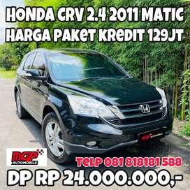 Honda CRV 2.4 Tahun 2011 Termurah Ciamik Istimewa