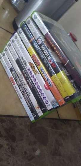Xbox games + xbox
