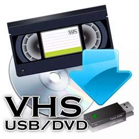 VCR Vhs to usb mp3