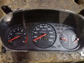 Honda civic 2000 japanese meter