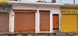 Two shops at Om Plaza, Lawar Road, Daurala