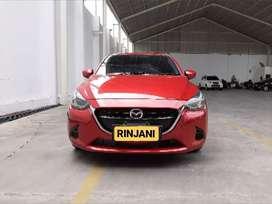 Mazda 2 R Skyactiv 2015 Pajak panjang & SERVICE RECORD, Matic / At