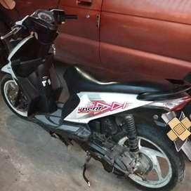 Jual sepeda motor honda beat