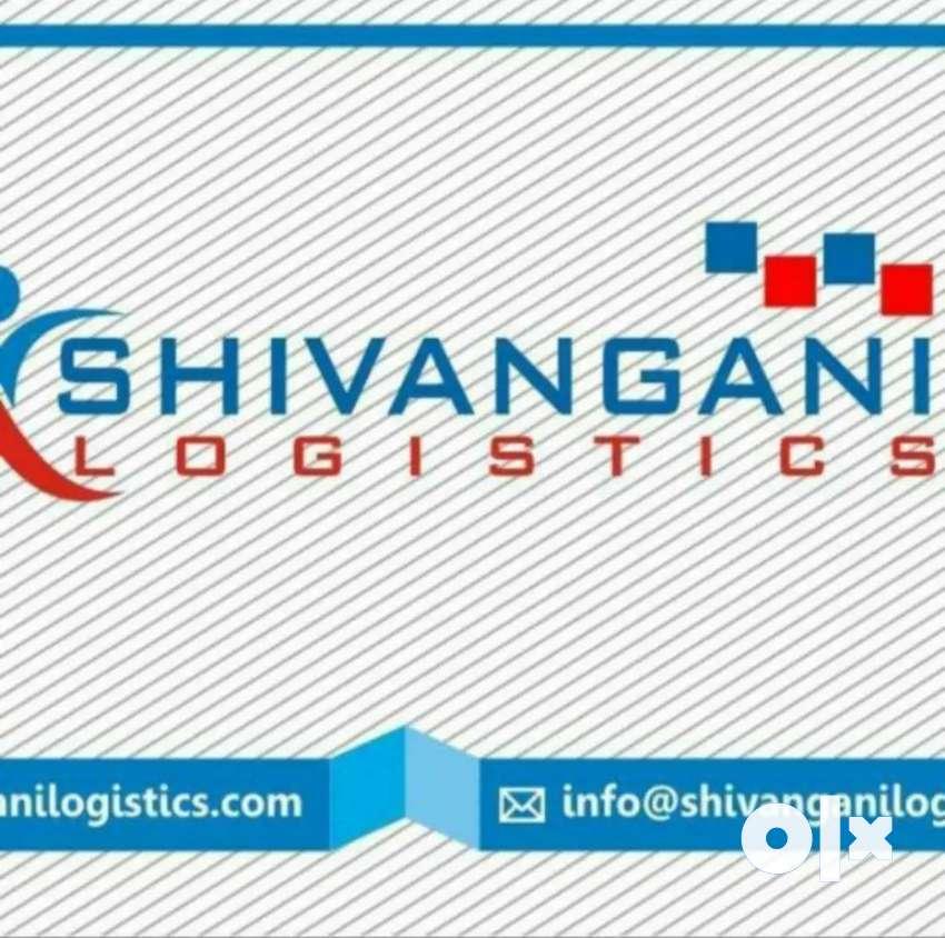 Need parcel delivery boys for Shivangani logistics in Nimapada.