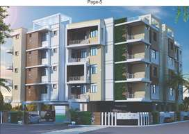 2 Bhk Jda and rera approved, semifurnished flat 90% Loanable