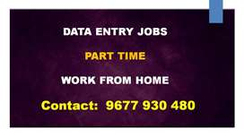 Part Time DATA ENTRY Work From Home Jobs. Weekly Payment. Join Today!