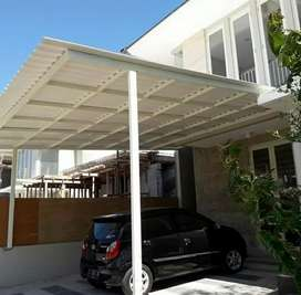 Menerima pesanan canopy minimalis dll.