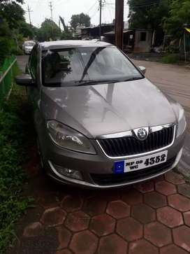 Good condition skoda rapid second owner