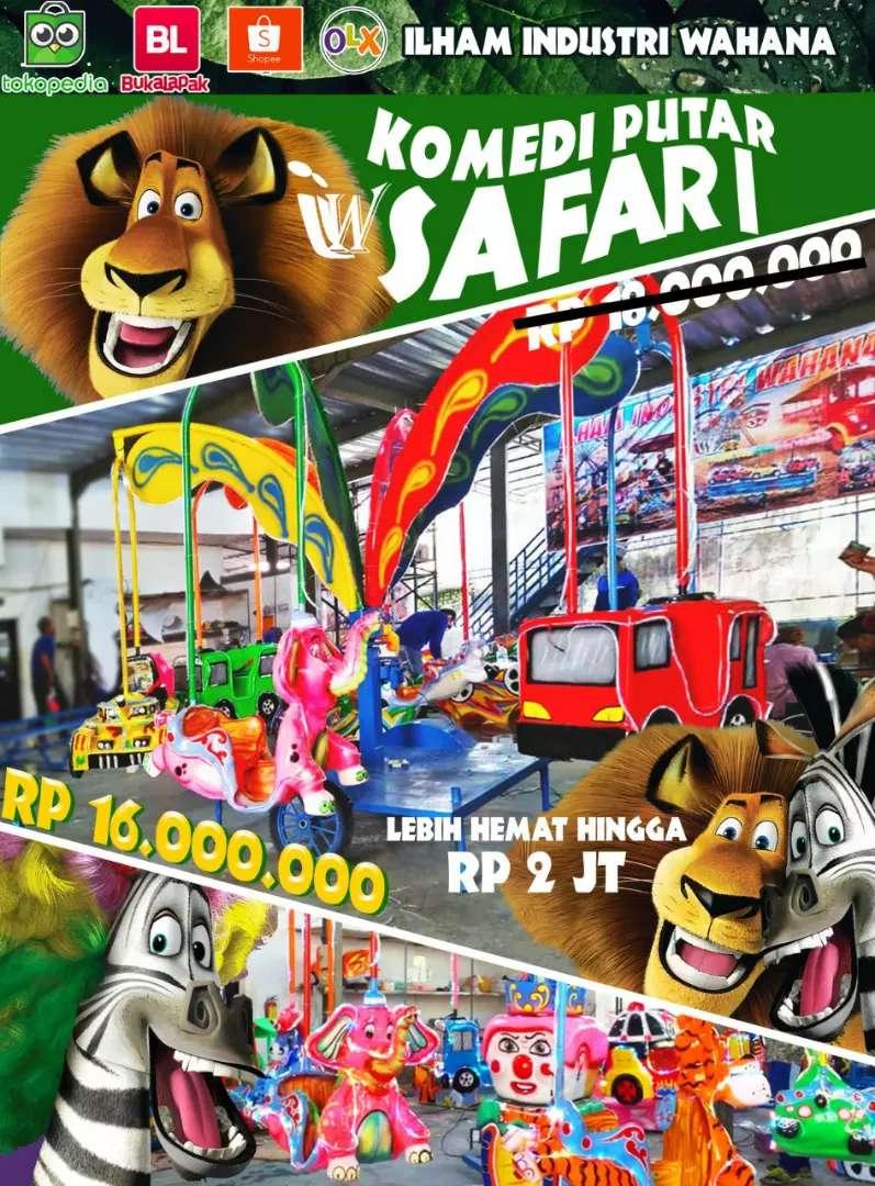 Promo odong komedi safari gantung ready dcn 0
