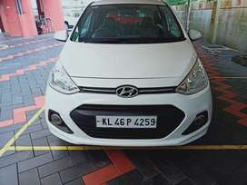 Hyundai Grand i10 2016 Diesel 40000 Km Driven