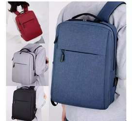 Slim Waterproof business backpack With Usb Charging