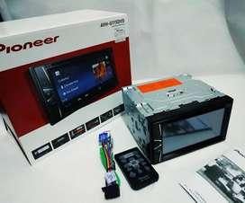 Pioneer G115Dvd, Garansi Resmi