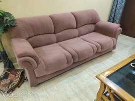 Sofa Set 3 seater + 1 +1 seater