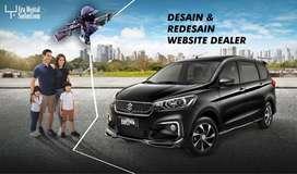 Pastikan Desain Atau Redesign Website Dealer Anda Profesional