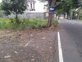 Tanah Luas Murah Pinggir Jln Tajem dkt Stadion Maguwo & Jogja Bay