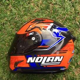 Nolan X802RR UltraCarbon
