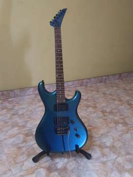 Electric guitar custom made imported