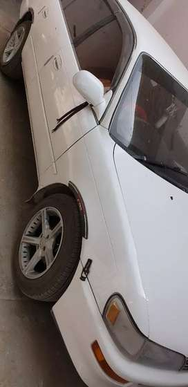 indus Corolla 1994 nar saloon condition scratch less