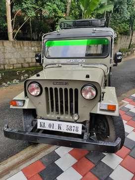 Mahindra  1997 Diesel 63255 Km Driven