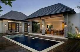 Pembuatan kolam renang pribadi