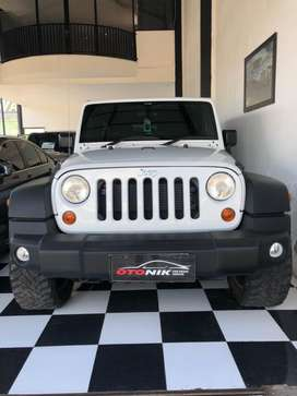 Jeep wangler rubicon unlimitede