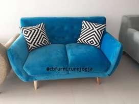 sofa tamu model masa kini harga murmer