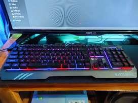 Keyboard rexus KX1 second