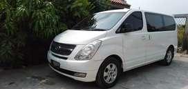Hyundai H1 Diesel XG AT 2010,KM 106ribuan,pajak panjang Juni 2020