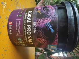SELLING CORAL PRO RED SEA SALT FOR AQUARIUMS