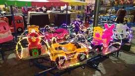 jual odong odong mainan koin mini coaster murah