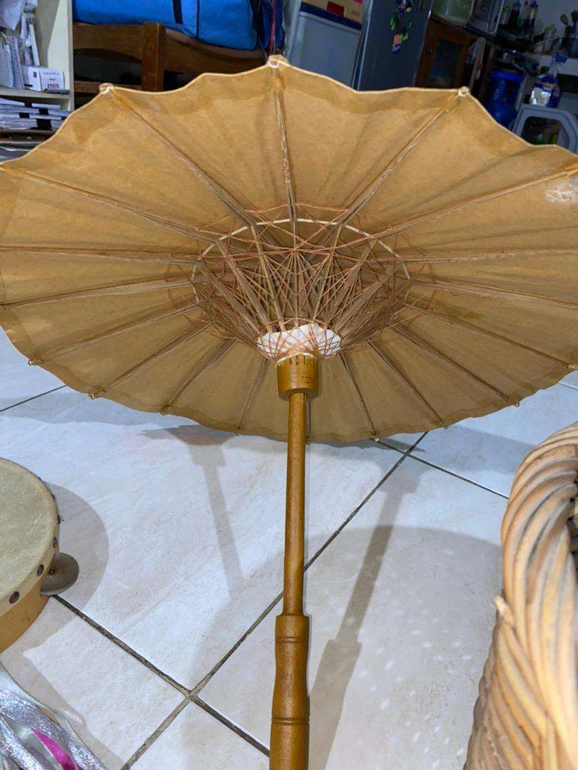 hula hoop Rotan payung geulis mungil