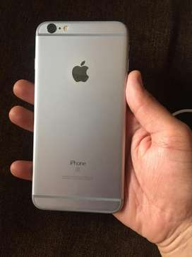 I Phone 6s Plus (Space Grey color)