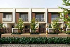 90sqyrd 3BHK duplex township Villas at Mansarover