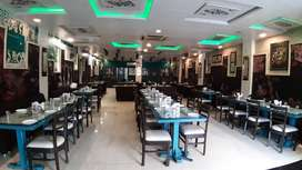 On Lease, Running Restaurant and Banquet in Ahmedabad