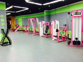 Commercial all GYM machines available on EMI