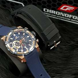 Jam Tangan Chronoforce CF5300G Original