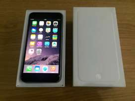 Buy iphone 6 SPACE GREY with 92% battery health in running condition
