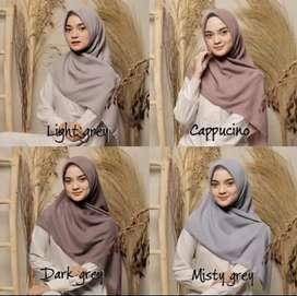 Mahira Square Hijab