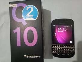 HP BB Blackberry Q10 Fullset