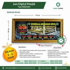 Jam Masjid Medium Area Manisrenggo Klaten